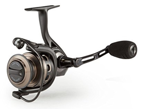 Penn spinning reel for catching redfish.