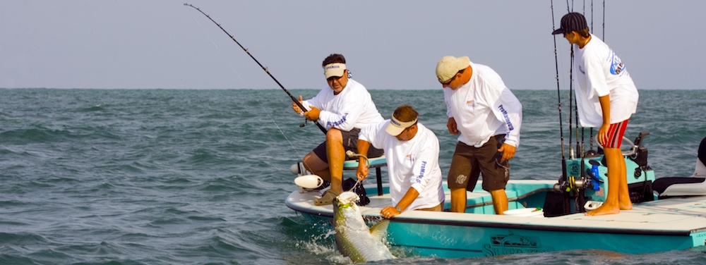 Tarpon fishing guide - everything you want to know about silver kings.