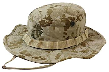 Boonie cap - sand color.